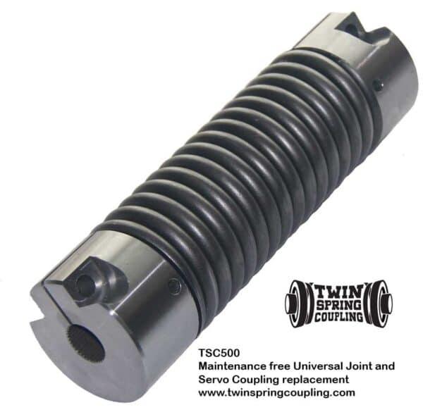 TSC500 Mine coupling